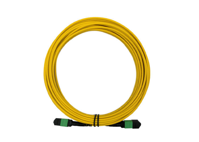 12 Core APC SM 20m MTP MPO Patch Cord  9 / 125 Single mode LSZH Female to Female